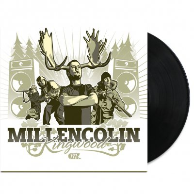 millencolin - Kingwood LP (Black)