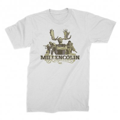 millencolin - Kingwood T-Shirt (White)