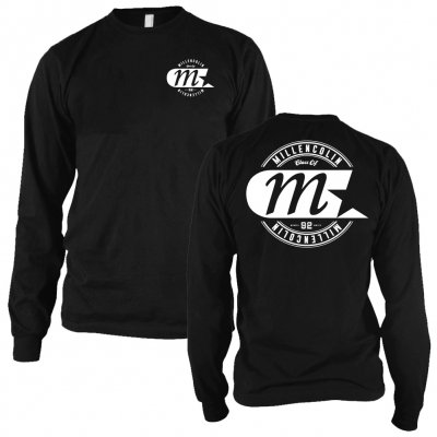 Class Of Long Sleeve T-Shirt (Black)