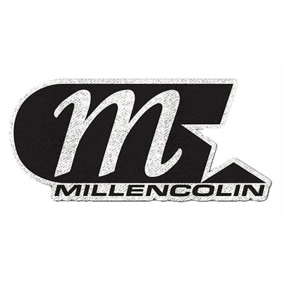 millencolin - M-Star Logo Patch