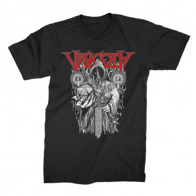 visigoth - Dungeon Master T-Shirt (Black)