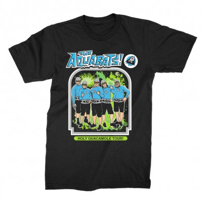 the-aquabats - Holy Guacamole Tee (Black)