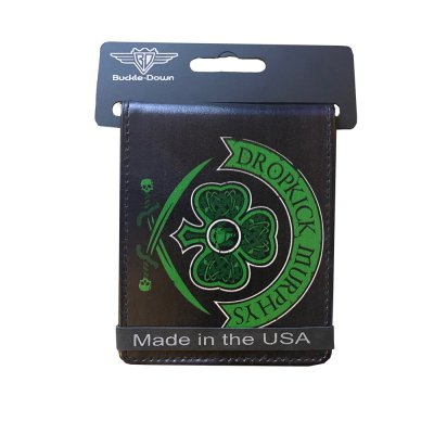 dropkick-murphys - Swords & Shamrock Wallet