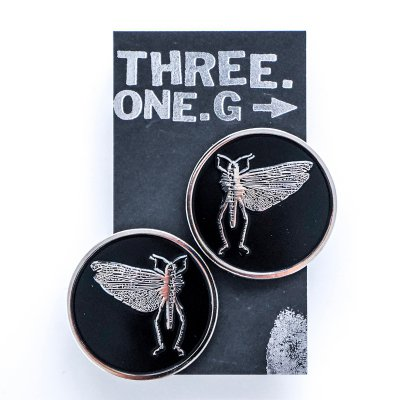 The Locust - Locust Pin Set