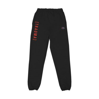 i-prevail - Trauma Champion Sweatpants (Black)