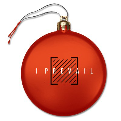 Trauma Ornament (Red)