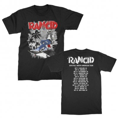 rancid - Skater Tim Tour Tee (Black)