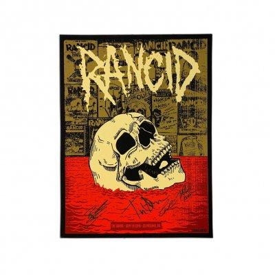 rancid - Cleveland 2019 Poster (Signed)