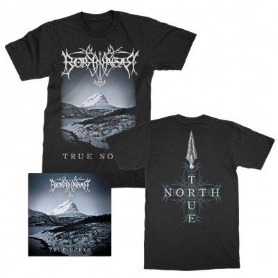 borknagar - Album T-Shirt + CD