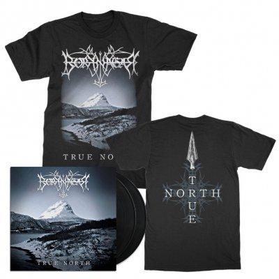 borknagar - Album T-Shirt + 2xLP