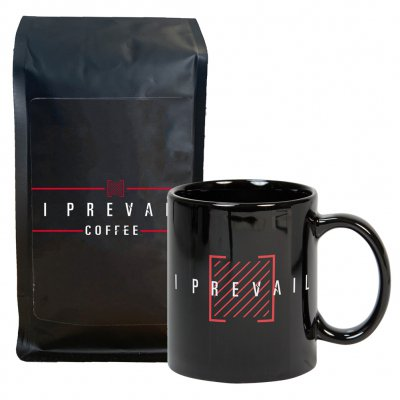 i-prevail - The Gasoline Roast Coffee Bundle