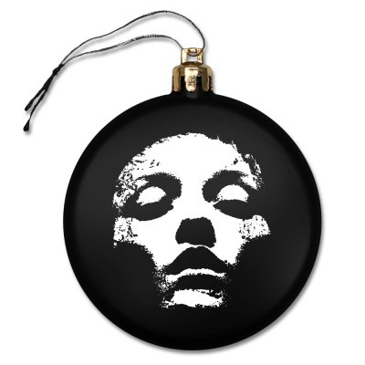 converge - Jane Doe Ornament (Black)