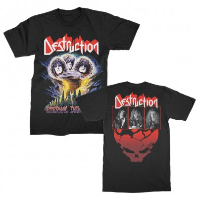 Destruction - Destruction Eternal Devastation Tee (Black)