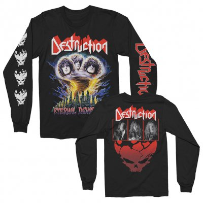 valhalla - Destruction Eternal Devastation Long Sleeve