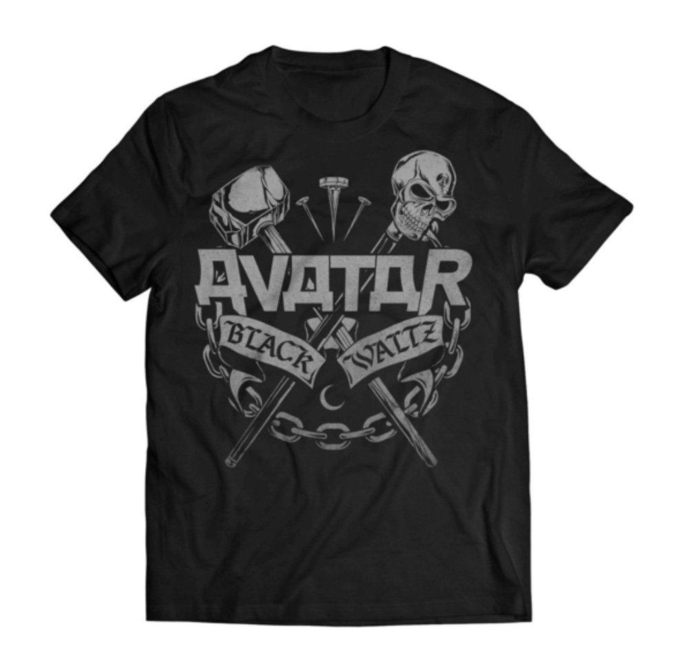 IMAGE | Avatar Black Waltz Chain Tee