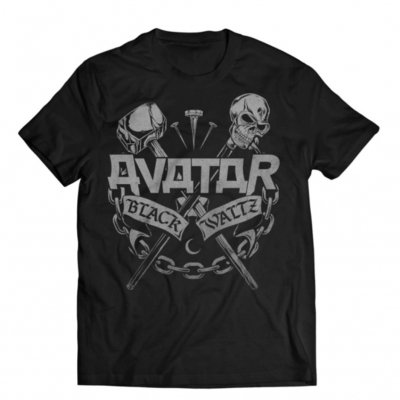 Avatar Black Waltz Chain Tee