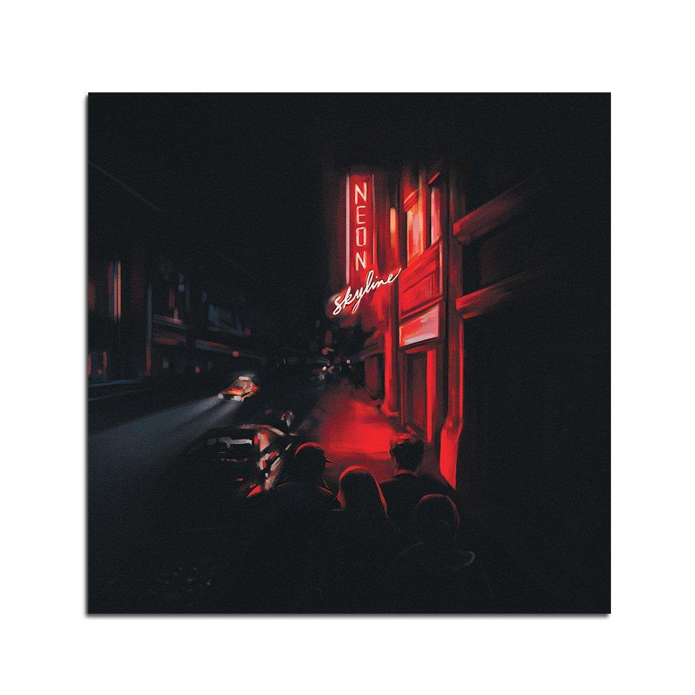 IMAGE | The Neon Skyline CD