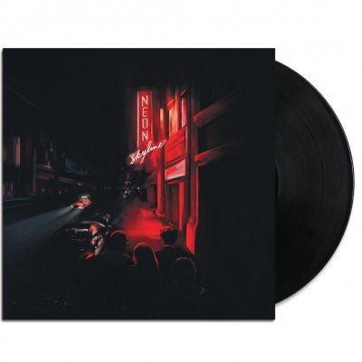 The Neon Skyline LP (Black)