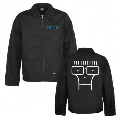 Milo Eisenhower Jacket (Black)
