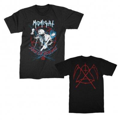 midnight - Shox of Violence T-Shirt (Black)