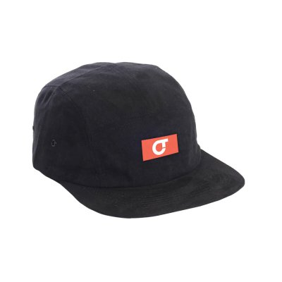 CT Logo Suede Hat (Black)
