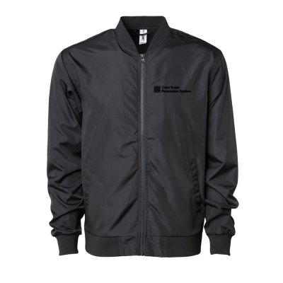 Persuasion System Bomber Jacket (Black)