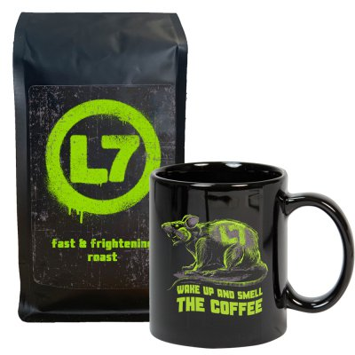 l7 - Fast & Frightening Coffee & Mug Bundle