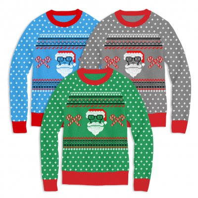 descendents - Santa Milo 2019 Sweater