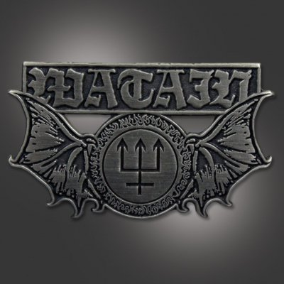 watain - Winged Logo Pin