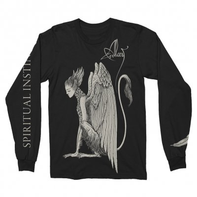 alcest - Spiritual Instinct Long Sleeve (Black)