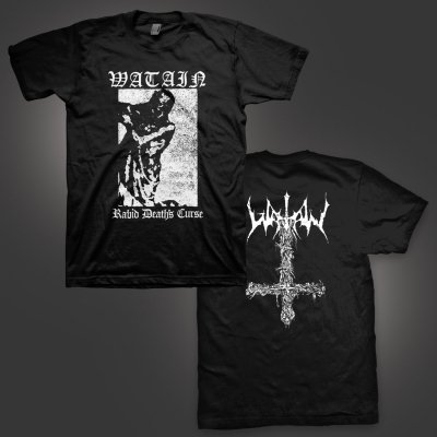 watain - Rabid T-Shirt (Black)