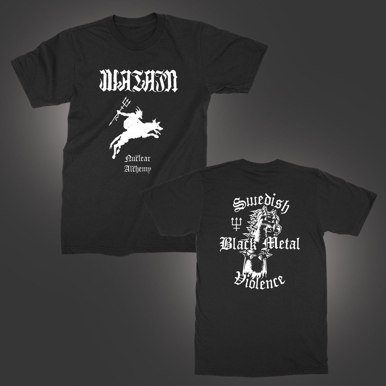 IMAGE   Nuclear Alchemy T-Shirt (Black)