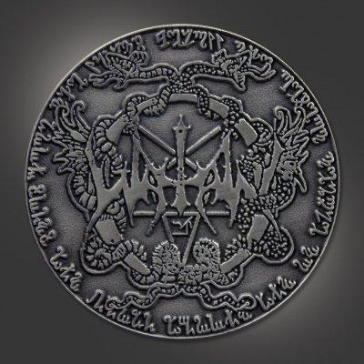 watain - Orbis Mortuus Enamel Pin