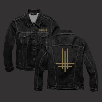 behemoth - Triumviratus Denim Jacket