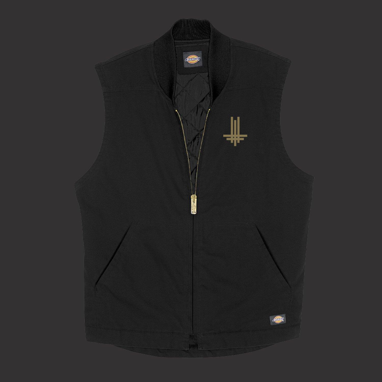 IMAGE   Triumviratus Vest (Black)