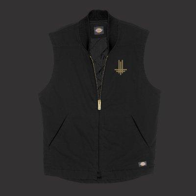 Triumviratus Vest (Black)