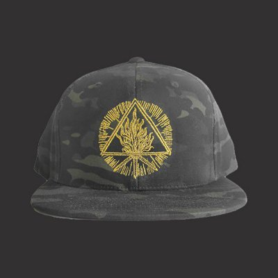 behemoth - Sigil Multicam Snap Back Hat
