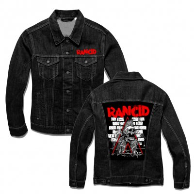 rancid - Crust Breakout Denim Jacket