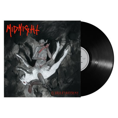 midnight - Rebirth By Blasphemy LP (Black)