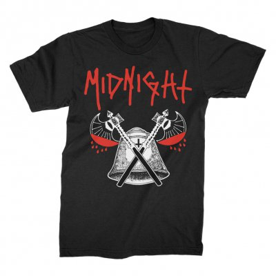 midnight - Blood Axe T-Shirt (Black)