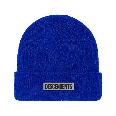 descendents - Classic Logo Beanie (Blue)