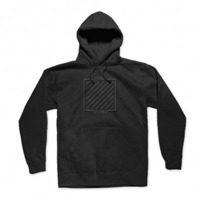 i-prevail - 3D Embossed Hoodie (Black)