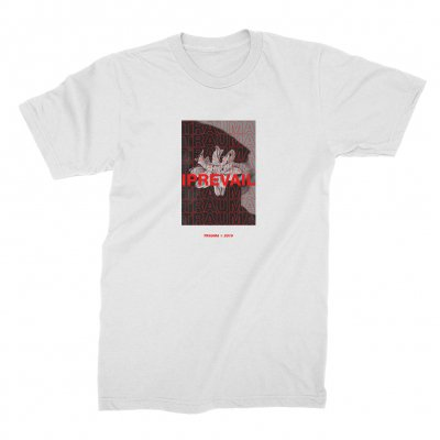 i-prevail - Flower Tee (White)