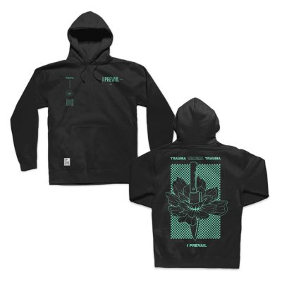 i-prevail - Knife Hoodie (Black)