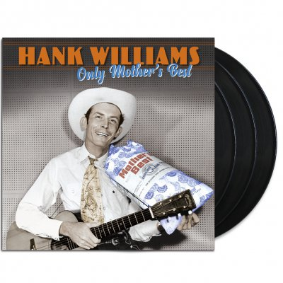 hank-williams - Only Mother's Best 3xLP (180g Black)