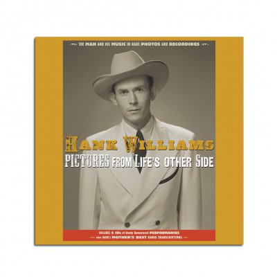 hank-williams - Pictures From Life's Other Side... 6xCD/Book