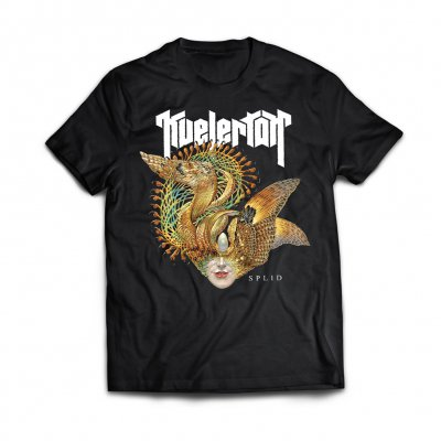 kvelertak - Splid Album Tee (Black)