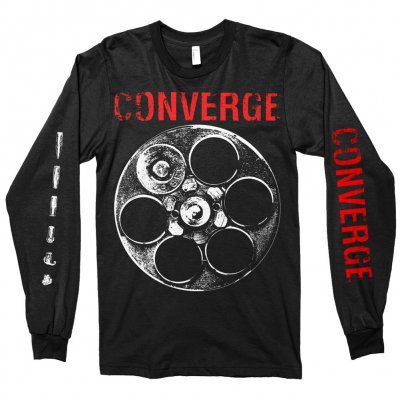converge - The Chamber Long Sleeve (Black)