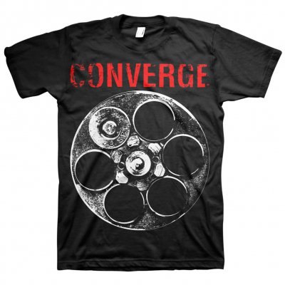 converge - The Chamber Tee (Black)