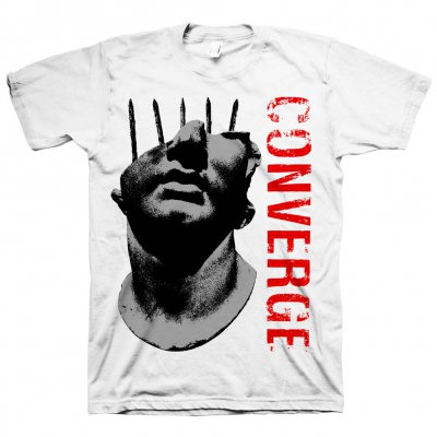 converge - The Nails Tee (White)